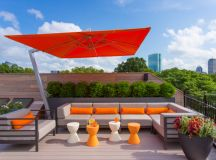 18 Enjoyable Contemporary Deck Designs For Your Backyard ...