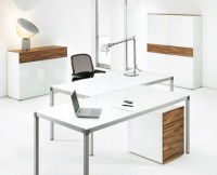 17 White Desk Designs For Your Elegant Home Office