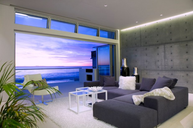 19 Ravishing Ocean Front Living Room Design Ideas