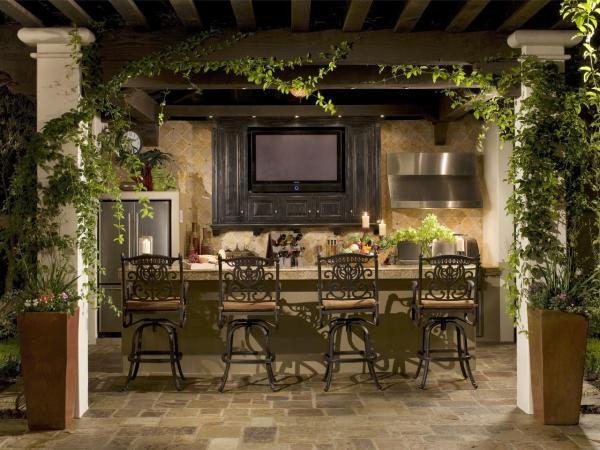 outdoor bar ideas 12 Fascinating Outdoor Bar Design Ideas