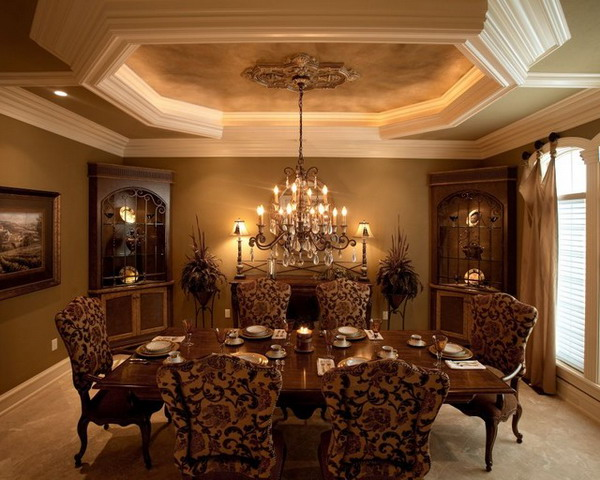 19 Stupendous Traditional Dining Room Design Ideas For