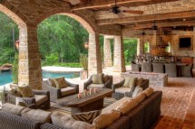marvelous outdoor living space