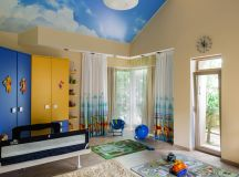 16 Playful Contemporary Kids' Room Designs To Give Comfort ...