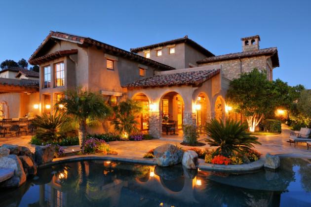 19 Astounding Luxury Mediterranean House Designs Youll