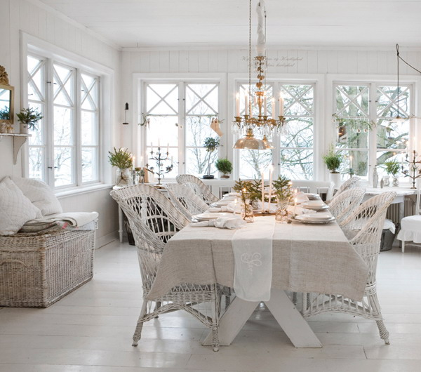 Astonishing Shabby Chic Interior Design Ideas
