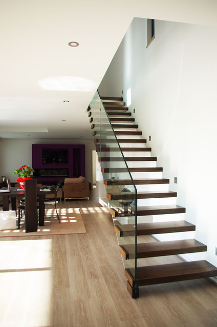 20 Elegant Modern Staircase Designs You Ll Become Fond Of