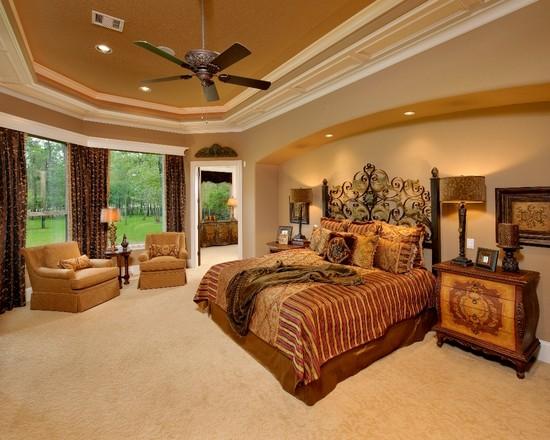 mediterranean bedroom design 16 Marvelous Mediterranean Bedroom Design Ideas