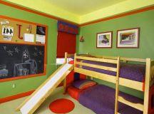 15 Joyful Colorful Kids Bedroom Design Ideas