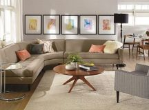 16 Functional Solutions How To Decorate Stylish Living ...