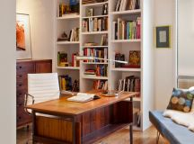 16 Spectacular Mid-Century Modern Home Office Designs For ...