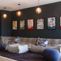 Contemporary Wall Decor For Living Room Colors 2016 17 Tasteful Art Ideas To Give A Lively Spirit The