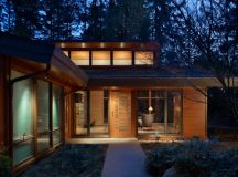 17 Welcoming Mid-Century Modern Entrance Designs That Will ...