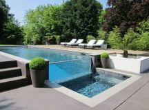 18 Mesmerizing Contemporary Swimming Pool Designs That ...