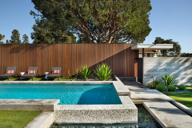 18 Outstanding MidCentury Modern Swimming Pool Designs That Will Leave You Speechless