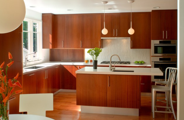 18 Remarkable MidCentury Modern Kitchen Designs For The Vintage Fans