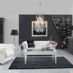 Design Ideas For Black And White Living Room Blue Decorating 17 Fabulous