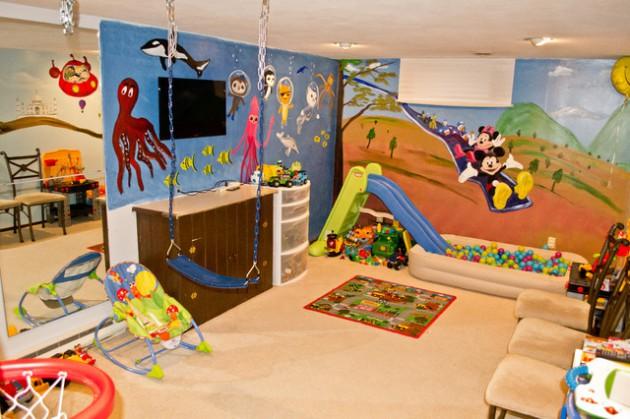 16 Joyful DisneyThemed Bedroom Designs That Will Delight