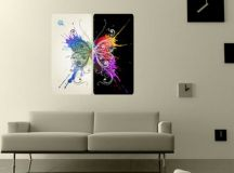 17 Tasteful Contemporary Wall Art Ideas To Give A Lively ...