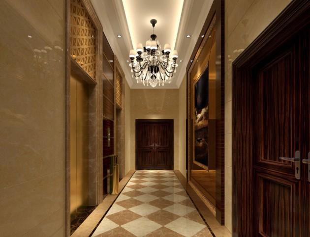 10 Most Beautiful  Inviting Hallway Design Ideas
