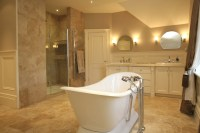 Beige In Your Bathroom- 15 Wonderful Designs For ...