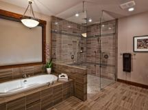 19 Stunning Bathroom Designs With Shower That Abound With ...