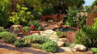 17 Wonderful Rustic Landscape Ideas To Turn Your Backyard ...