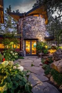 17 Wonderful Rustic Landscape Ideas To Turn Your Backyard ...