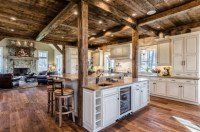 17 Charming Wooden Ceiling Designs For Rustic Look In Your ...