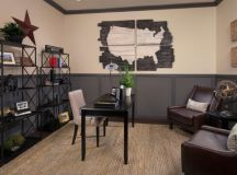 Decorate Your Home Office Properly- 18 Creative Ideas That ...