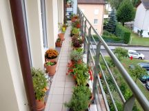 18 Stunning Ideas To Decorate Your Small Balcony With Mini ...