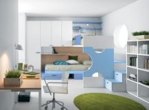 18 Irresistible Modern Bunk Bed Designs That Will Save ...