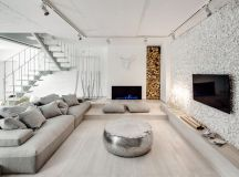 15 Elegant Transitional Living Room Designs You'll Love ...