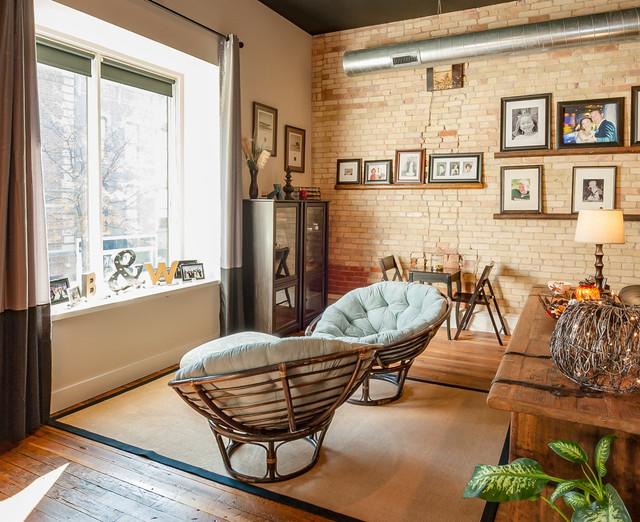 condo interior design ideas living room grey wood flooring 16 spectacular industrial designs