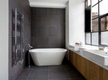 17 Astonishing Industrial Bathroom Designs You Won't ...