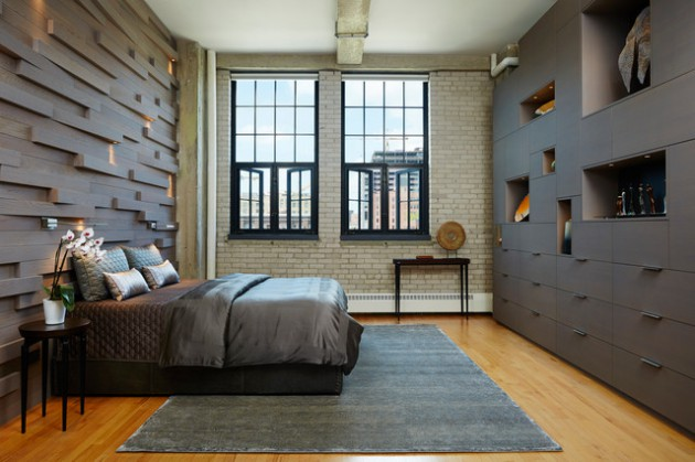 17 Incredible Industrial Bedroom Interior Designs For Your