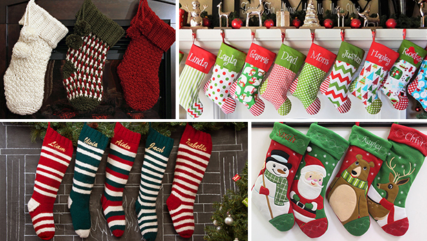 20 Handmade Christmas Stocking Ideas That Will Make Great