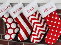 20 Handmade Christmas Stocking Ideas That Will Make Great ...