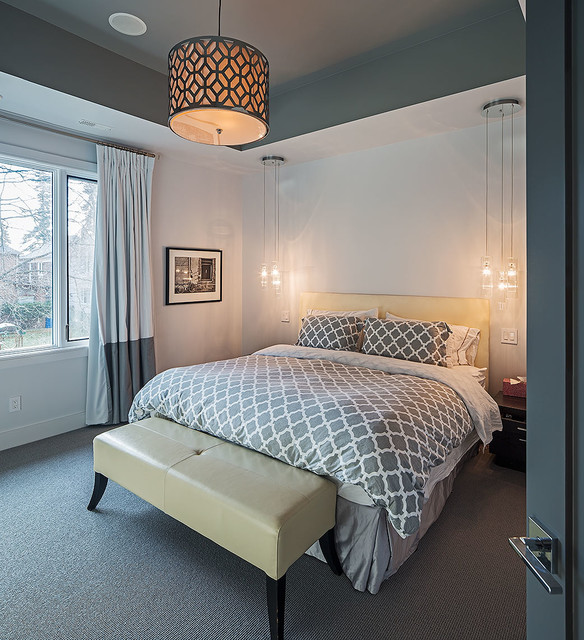 14 Awesome Hanging Lights Designs For Well Lit Bedroom