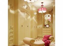17 Brilliant Feminine Walk-In Closets That Are Dream Of ...
