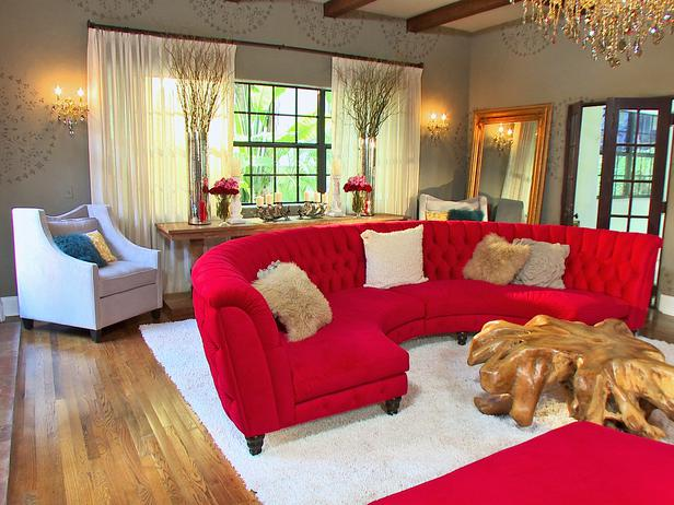 red couch living room photos beachy curtains 17 stylish designs with couches