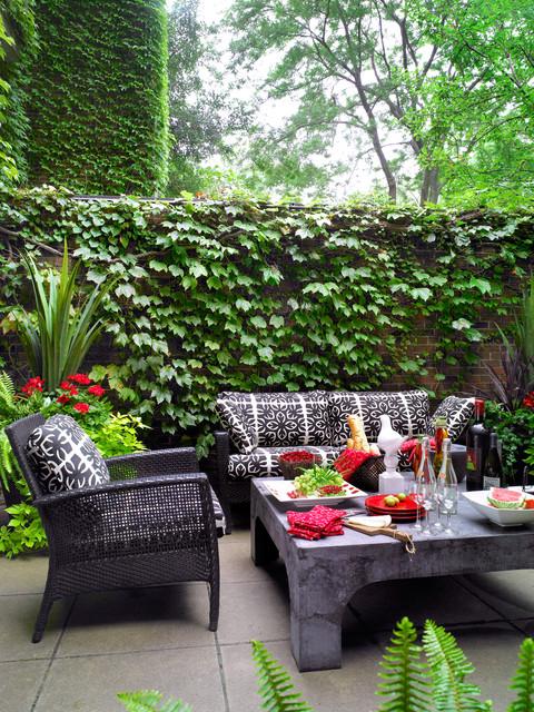 15 fascinating eclectic patio designs