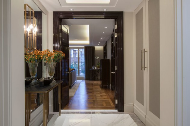 17 Fabulous Transitional Entry Hall Designs For The