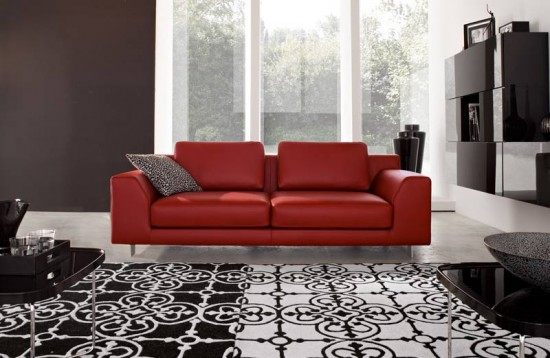 red couch living room photos how to decorate narrow 17 stylish designs with couches