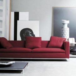 Red Sofa Design Living Room Images For Designs 17 Stylish With Couches