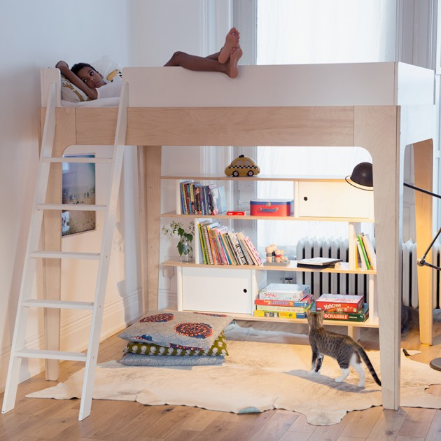17 Marvelous SpaceSaving Loft Bed Designs Which Are Ideal