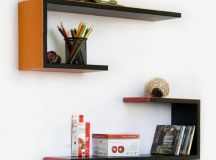 15 Fabulous Minimalist Shelves For Your Living Room In ...