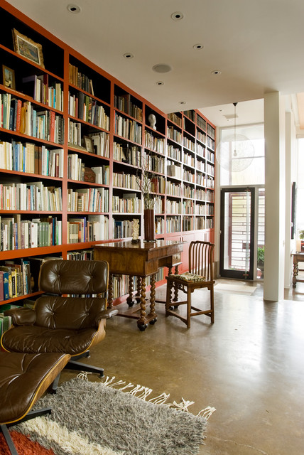 17 Gorgeous BuiltIn Home Library Designs That Will