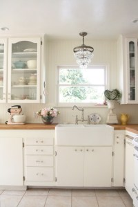 15 Incredible Shabby Chic Kitchen Interior Designs You Can ...