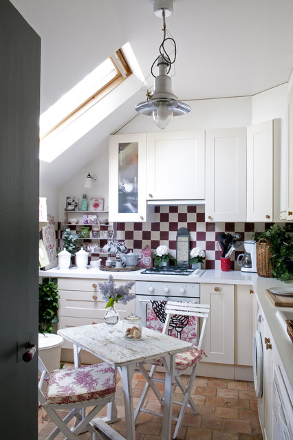 15 Incredible Shabby Chic Kitchen Interior Designs You Can