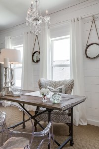 15 Uplifting Shabby Chic Home Office Designs That Will ...